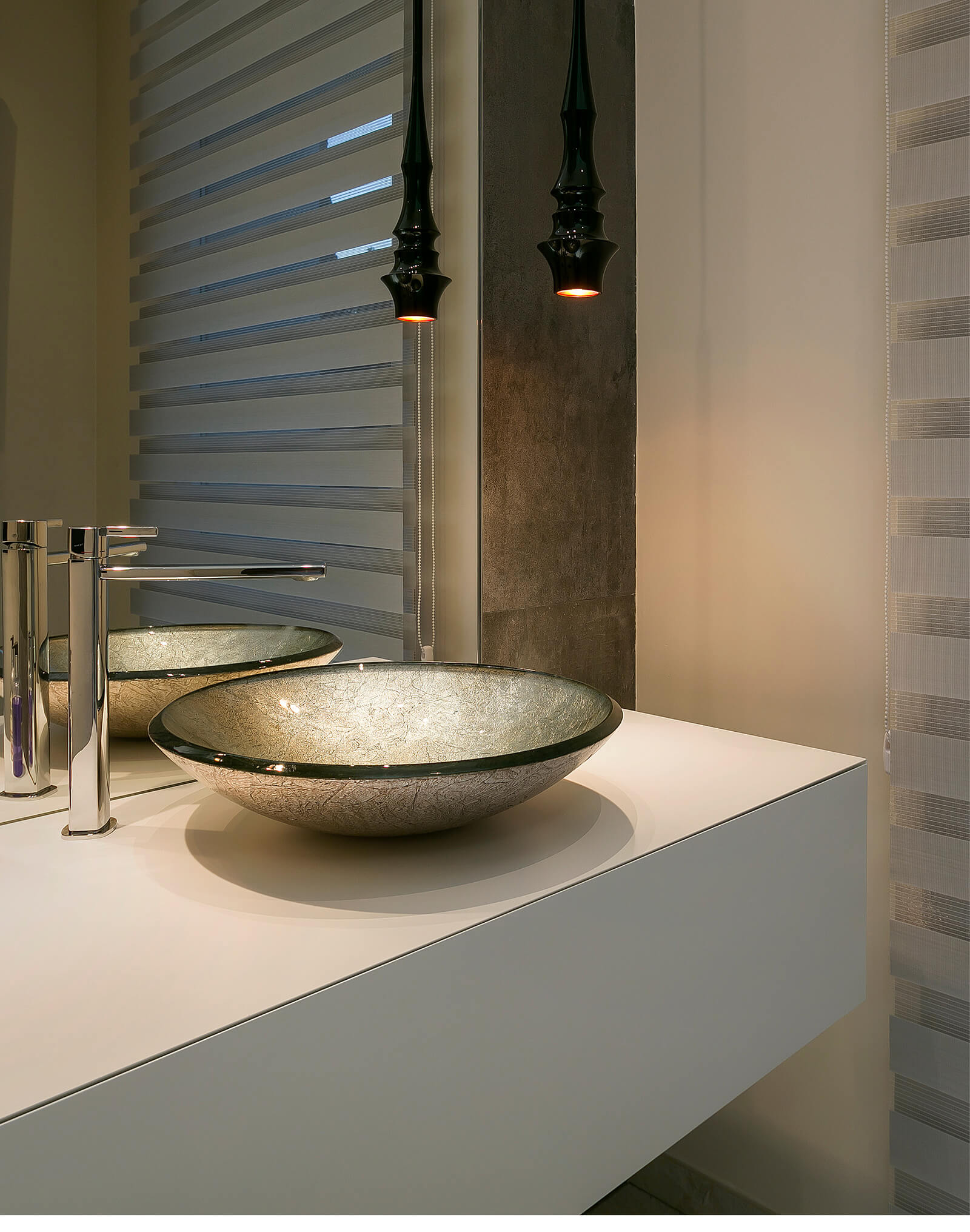 Luxurious New Build Villa sink