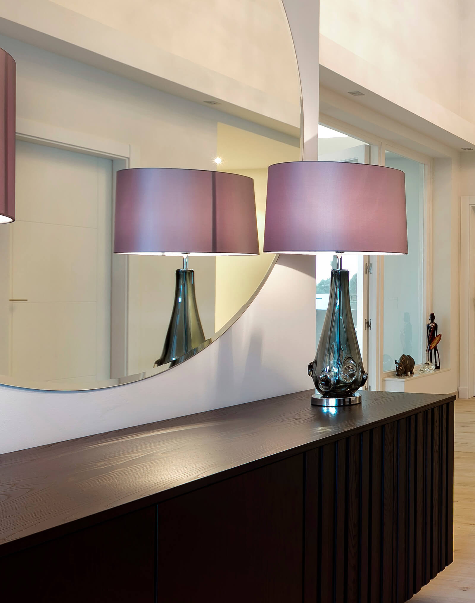 Modern Family Home lamp mirror