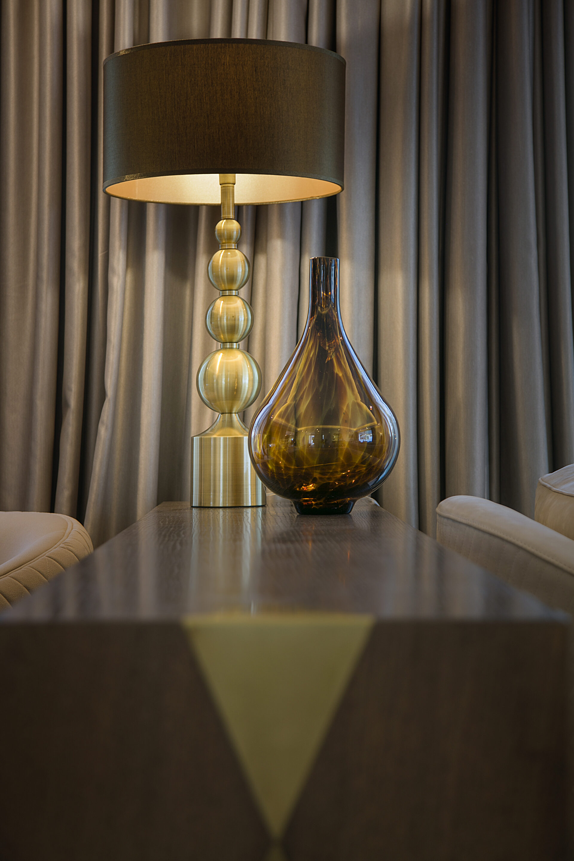 Luxury Holiday Home living room details