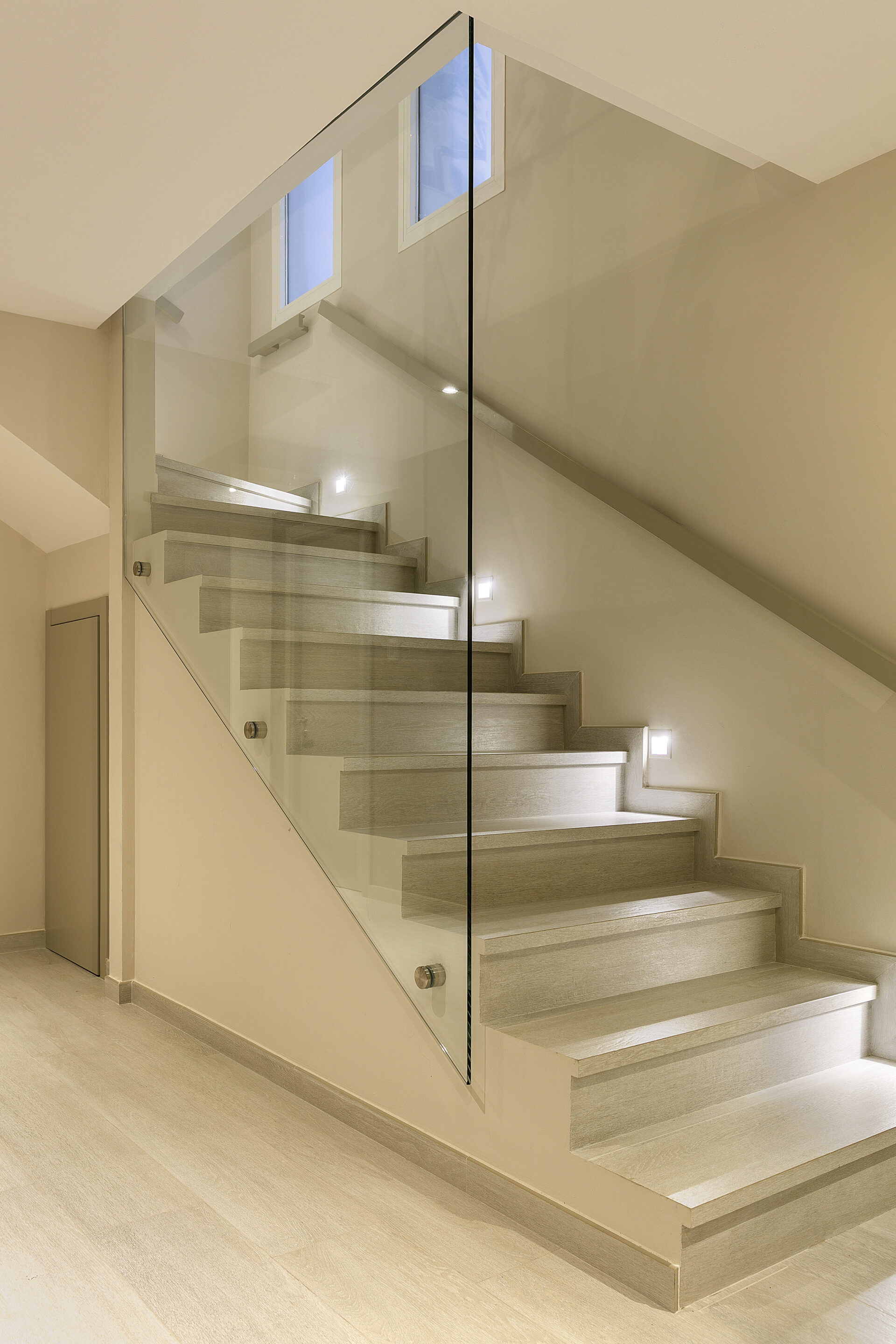 Luxury Holiday Home stairs