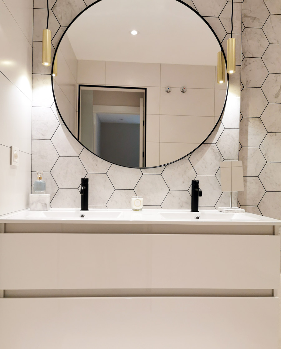 Scandinavian-marble-bathroom